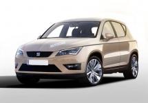 SUV-ul Seat Ateca 2016 va fi prezentat oficial la Geneva Motor Show luna viitoare