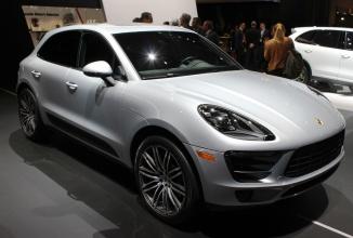 Porsche lansează SUV-ul accesibil Macan de nouă generaţie la Salonul Auto de la New York