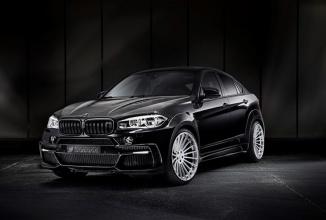 """Hamann lansează un nou sistem de evacuare pentru BMW F86 X6 M, care """"toarce"""" ca un tigru îmblânzit (Video)"""