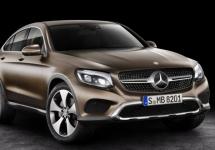 Mercedes-Benz GLC Coupe 2017 gata de prezentare la New York Auto Show, combină elemente de SUV şi coupe