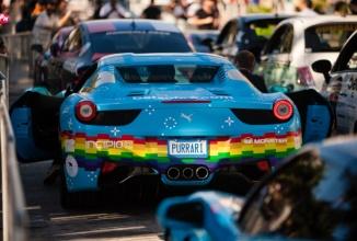 Gumball 3000 vine la Bucureşti: un festival al maşinilor cu tuning nebun şi fete frumoase lângă (Video)