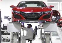 Supercar-ul 2017 Acura NSX intră pe linia de producție din Aprilie; vedem un clip la 360 grade cu întreg procesul de fabricație