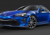 Toyota 86 2017 este înlocuitorul lui Scion FS-R în portofoliul companiei producătoare