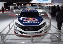Honda transformă modelul Civic Coupe într-o bestie de 600 cai putere şi cu un timp incredibil de atingere a vitezei de 100 km/h