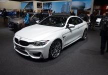 Geneva Motor Show 2016: BMW M4 Competition Package debutează oficial, cu un pachet sport complet