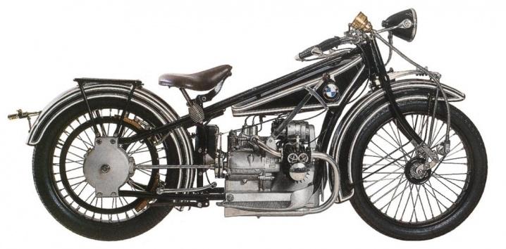 BMW-R32-motorcyle