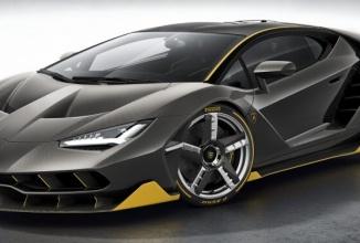 Lamborghini Centenario debutează la Geneva, are un profil ascuţit şi 770 de cai putere; Costă 1.75 milioane de euro