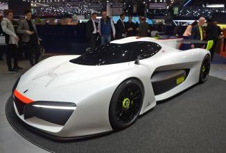Geneva Motor Show 2016: Pininfarina H2 Speed Concept ne oferă o privire asupra viitorului în materie de automobile sportive