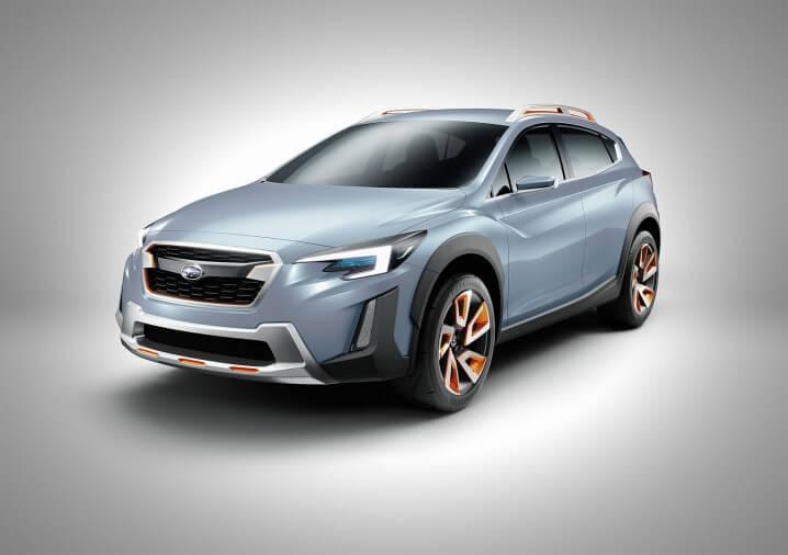 Subaru XV Concept (1)