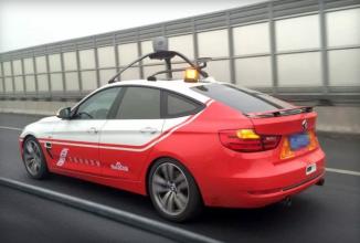 Baidu, rivalul din China al lui Google va testa automobile autonome în SUA