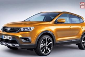 Dacia Duster 2 primeşte noi imagini 3D şi un clip video concept (Video)