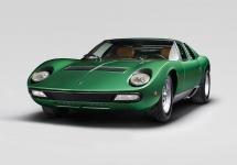 Lamborghini Miura primeşte o restaurare completă cu ocazia împlinirii a 50 de ani de existenţă