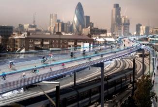 Autostrăzile destinate bicicliștilor ar putea deveni realitate în Norvegia grație unui proiect al autorităților în valoare de 1 miliard de dolari