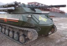 Uran-9, tancul-dronă al ruşilor arată cool şi compact, dar oare cât de util e? (Video)