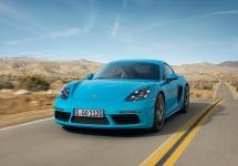 Noul Porsche 718 Cayman vine cu un motor în 4 cilindri; unitate cu 25 CP mai puternică decât predecesorul