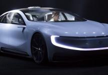Compania chineză LeEco prezintă un automobil electric şi autonom numit LeSEE, rival promiţător pentru Tesla