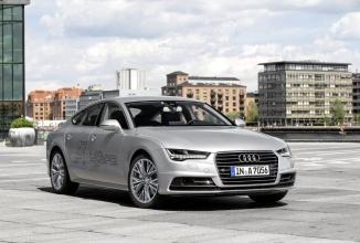 Audi actualizează modelele A6 și A7 cu noi elemente de design interior și exterior