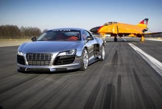 Tunerul german MTM scoate la vânzare un Audi R8 de 802 cai putere pentru suma de 500.000 euro