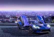 Noul Ford GT este acum disponibil la precomandă; costă 450.000 dolari și va fi produs în 500 exemplare pentru început
