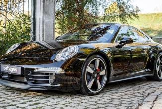 Porsche 911 primește o ediție specială cu ocazia aniversării a 50 ani de la debutul inițial
