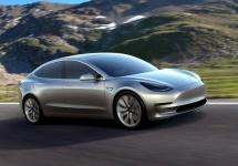 Tesla Model 3 este acum oficial; sedan electric cu autonomie de 346 km și preț de 35000 dolari