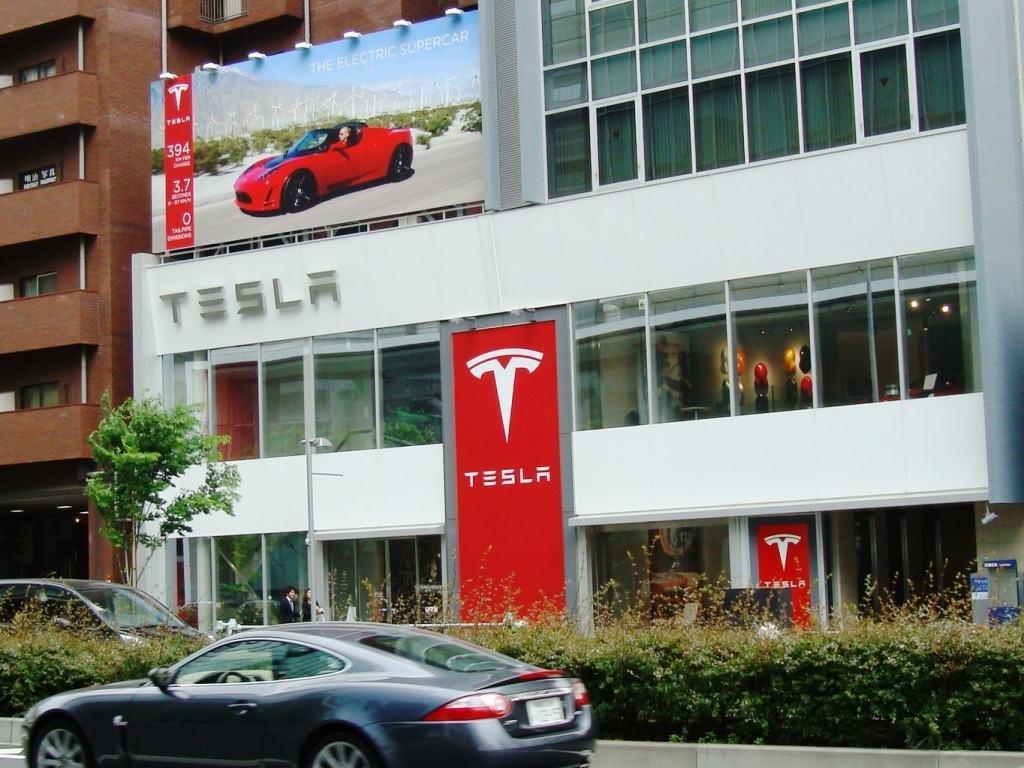 Tesla_Tokyo_2011