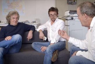 """Noua emisiune a lui Jeremy Clarkson, Hammond şi May de la Amazon nu are voie să includă în titlu cuvântul """"gear""""; Brainstorming-ul continuă! (Video)"""