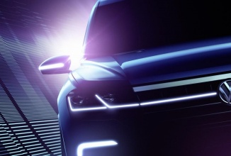 Volkswagen pregăteşte un nou concept de SUV hibrid pentru showul auto de la Beijing; Indicii despre noul Touareg incluse!