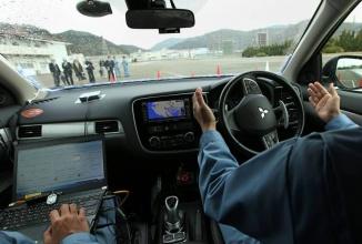 Mitsubishi Electric va folosi tehnologia rachetelor ghidate pentru automobile autonome