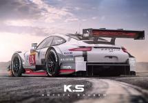 Porsche 911 DTM primeşte o randare 3D fantastică, pare gata de cele mai dure întreceri
