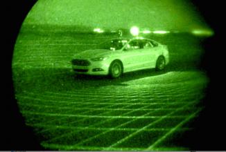 Ford testează automobile autonome care pot naviga fără probleme şi în întuneric complet (Video)