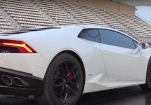 Lamborghini Huracan stabileşte un nou record de viteză pe distanţa de 400 de metri, cu dotări stock (Video)