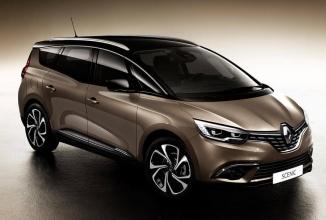 Noul Renault Grand Scenic este prezentat oficial; oferă până la 7 locuri pentru pasageri