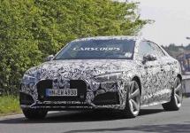 Audi RS5 este testat pe străzile din Germania; un motor V6 s-ar putea afla sub capotă