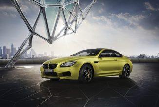 Frumoasa şi bestia se întâlnesc; BMW M6, bolidul în ediţie limitată de 600 cai putere e lansat în Japonia