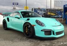 Porsche 911 GT3 RS primește o nuanță de culoare exclusivistă; iată-l în imagini