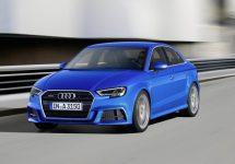 """Noul Audi S3 """"zboară"""" într-un test de viteză cu 266 km/h (Video)"""