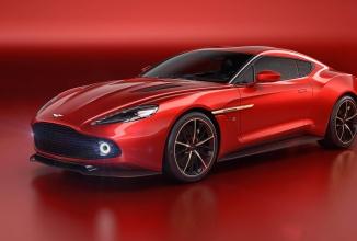 Evenimentul Concorso d'Eleganza 2016 e inaugurat cu conceptul Aston Martin Vanquish Zagato, model elegant şi puternic