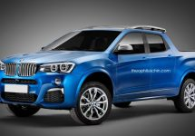 Aşa ar putea arăta camioneta bazată pe BMW X4; Vor încerca bavarezii să intre în acest segment de piaţă?