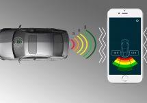 FenSens este o plăcuță de înmatriculare wireless ce vine cu senzori de parcare