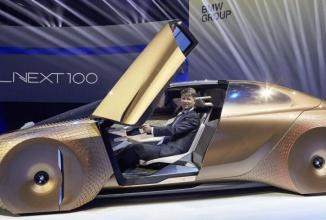 BMW pregăteşte lansarea de modele autonome flagship din gama i NEXT în 2021