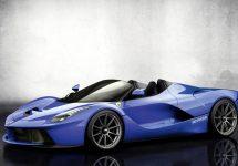 Ferrari LaFerrari Spider va sosi în anul 2017, dar doar pentru anumiţi clienţi