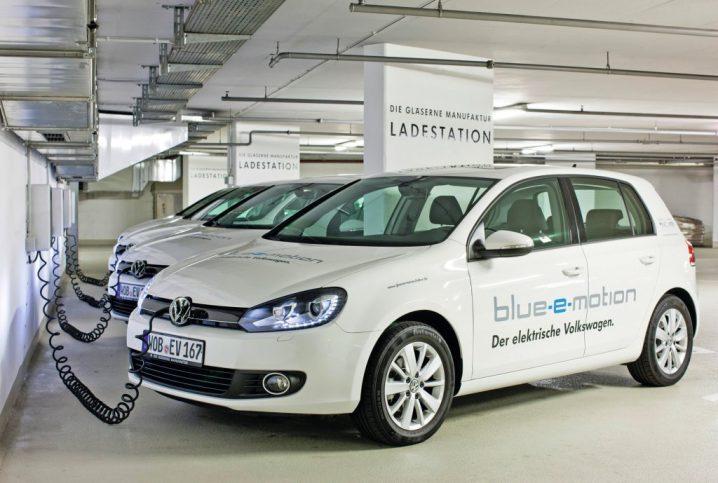 Masina electrica Volkswagen