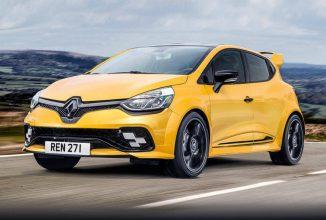 """Renault Clio RS16 se """"dezbracă"""" din concept și își face apariția în Monaco"""