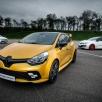 Imagini oficiale cu noul Renault Clio RS16