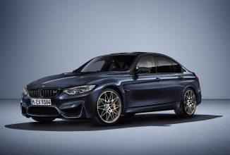 BMW sărbătoreşte 30 de ani de la lansarea primului model M3; Iată seria într-o ediție limitată