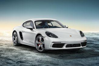 Modelele Porsche Boxter si Cayman trec printr-o operaţie estetică; Iată schimbările acestora!