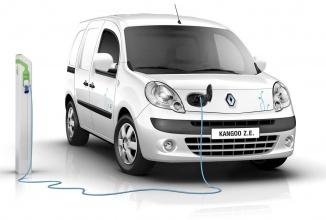 Renault și Samsung pregătesc lansarea unui vehicul comercial electric, cu autonomie de 250 km