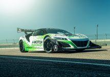 Noul automobil electric cu 4 motoare, Honda NSX este pregătit de cursa de la Pikes Peak