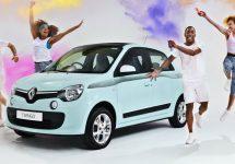 Renault Twingo într-o ediţie specială; Mica maşină împrăştie culoare în rândul tineretului